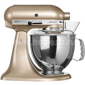 Миксеры планетарные KitchenAid 5KSM150PSECZ