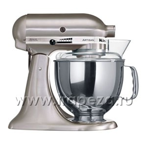 Миксеры планетарные KitchenAid 5KSM150PSENK