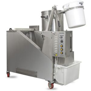 Caramelizer Robosugar Auto is made for coating popcorn with caramel, using various flavors