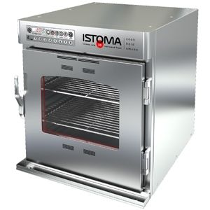Low Temperature Smoker Oven, interior volume - 190l. Product capacity - max.45kg.