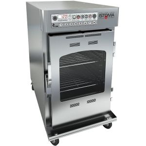 Low Temperature Smoker Oven, interior volume - 100l. Product capacity - max.15kg.