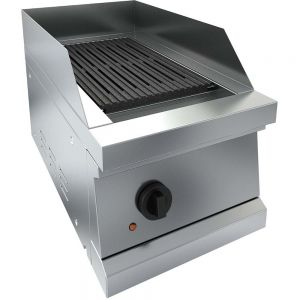 Char Broiler with one cooking zone, counter top version