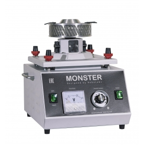 Cotton Candy Machine for commercial production, high output – 7-8 kg/h, heating by T.H.E.