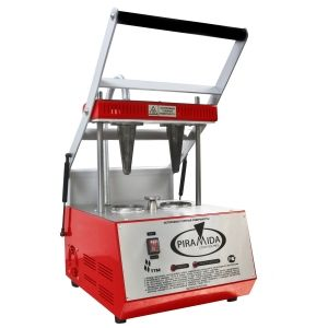 Kono Pizza Machine, semiautomatic. Capacity - 2 cones. Preparation time - 60 seconds