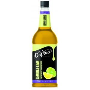 Сироп Fruit Innovations Лимон и Лайм DaVinci 1000мл