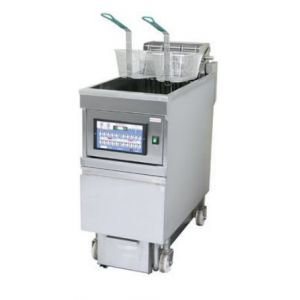 Heavy Duty Fryer with filtration and Fastron Control Panel