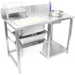 Manual Breading Workstation