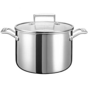 Посуда Кастрюли KitchenAid KC2T80SCST