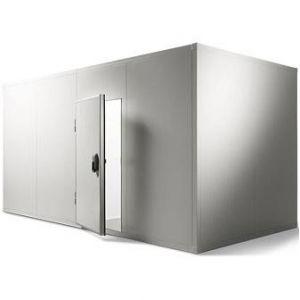 Камера холодильная замковая,   9.20м3, h2.56м, 1 дверь расп.универсальная, ППУ80мм