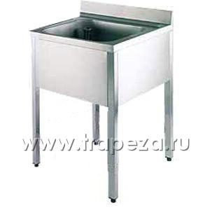 Ванны моечные цельнотянутые мойки, разборный каркас (труба) Metaltecnica BG/7