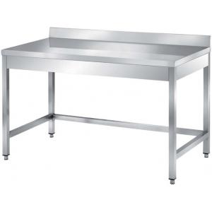 Столы производственные с бортом, разборный каркас Metaltecnica TCC/14 A