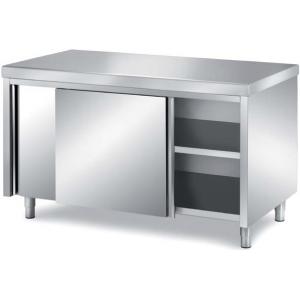 Столы закрытые Metaltecnica TAS/14