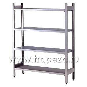 Нейтральное оборудование стеллажи, подтоварники Metaltecnica SCG 14050 H.2000