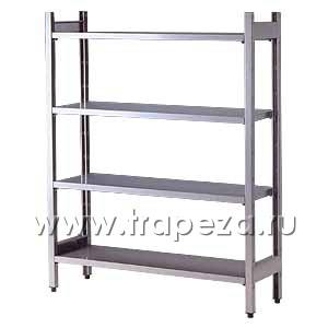 Нейтральное оборудование стеллажи, подтоварники Metaltecnica SCG 15050 H.2000