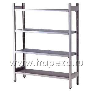 Нейтральное оборудование стеллажи, подтоварники Metaltecnica SCG 15040R H.2000