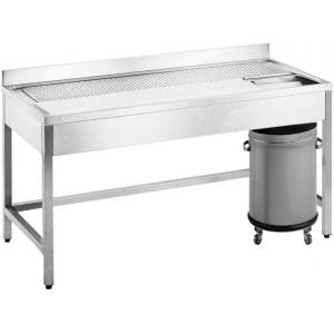 Столы разделочные Metaltecnica TMC/16