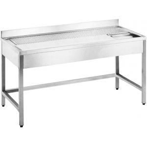 Столы разделочные Metaltecnica TMC/16 S