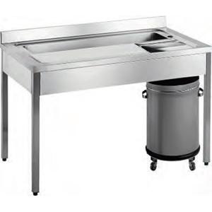 Нейтральное оборудование ванны моечные Metaltecnica TLV1/16