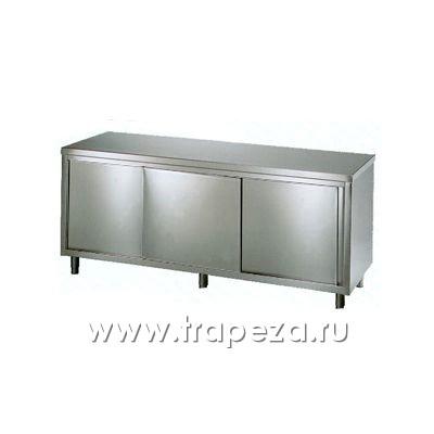 Нейтральное оборудование столы производственные Metaltecnica TAV6/26