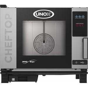 Тепловое оборудование для приготовления пароконвектоматы Unox XEVC-0511-E1R
