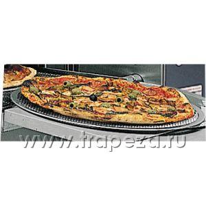 Печи для пиццы подовые и дровяные Zanolli 28 cm diameter aluminium wire net pizza bottom