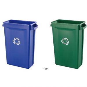 Контейнер для мусора SLIM L 50 TRUST 1214GN