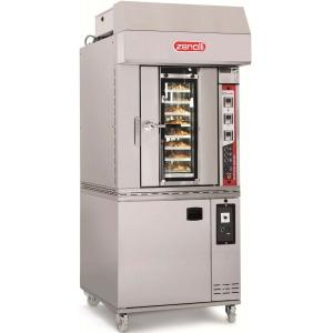 Оборудование для производства мучных изделий ротационные печи Zanolli ROTOR WIND 2E+CL