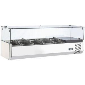 Витрины холодильные настольные Enigma RT-1200L