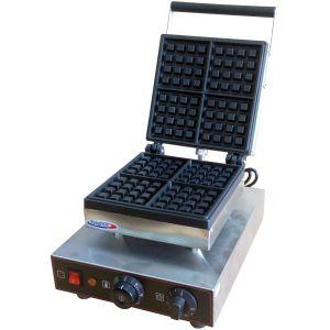 Вафельница электрическая настольная для вафель «бельгийских» ENIGMA IWB-1S
