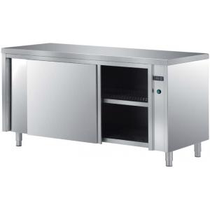 Тепловое оборудование для хранения столы тепловые Metaltecnica TAVR/18