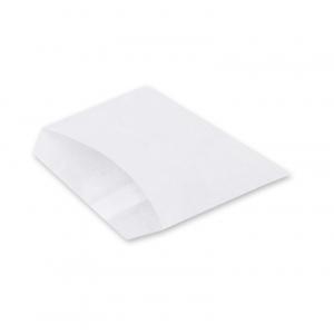 Пакет бумажный 100х115мм белый