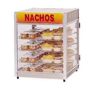Оборудование витрины для порционных соусов и чипсов Gold Medal Products 5581EX