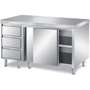 Нейтральное оборудование столы производственные Metaltecnica TAP/16