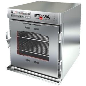 Печь низкотемпературного приготовления электрическая, функция копчения, термощуп, 10gn2/1, 190л (б/у (бывший в употреблении)) ТТМ ISTOMA-EM