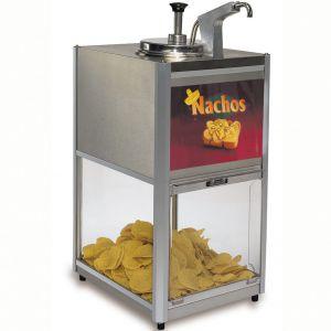 Начос оборудование Gold Medal Products Chip 'n Cheese Combo Warmer