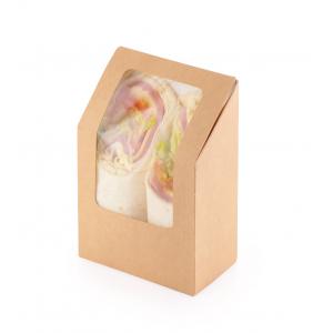 Упаковка для фаст фуда Глобал Дистрибьюшн Центр ECO ROLL