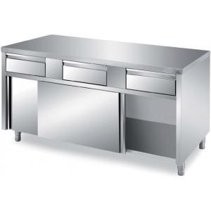 Столы производственные столы-тумбы Metaltecnica TFI/12