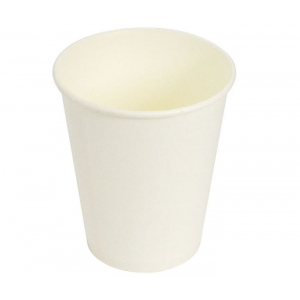 Одноразовая посуда стаканы бумажные для горячих напитков Флексознак Н0000025041