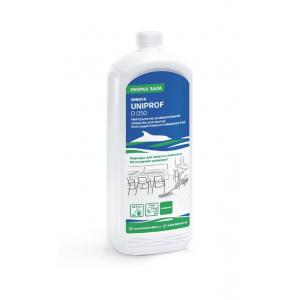 Средство моющее универсальное для всех водостойких поверхностей на пищевых производствах IMNOVA UNIPROF 1л. Долфин D050-1