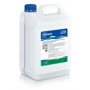 Средство моющее универсальное для всех водостойких поверхностей на пищевых производствах IMNOVA UNIPROF 5л. Долфин D050-5