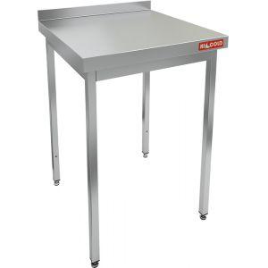 Столы производственные борт, разборный каркас HICOLD НСО-6/6Б