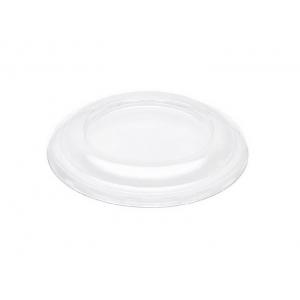 Крышка для креманки D 95мм ПЭТ