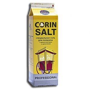 Солёная пищ. смесь для попкорна «CORIN SALT» FUNFOOD CORPORATION EAST EUROPE CORIN SALT