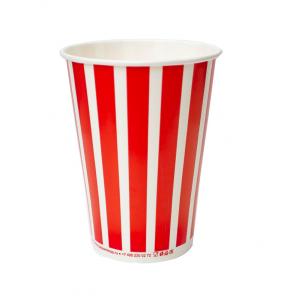 Стакан бумажный для холодных напитков LOLLIPOP 300мл