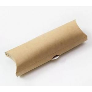 Коробка для ролла 200х70х55мм Крафт бумага
