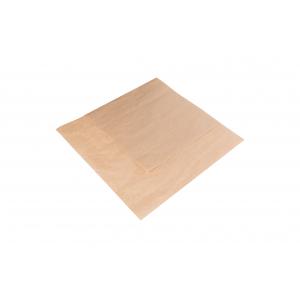 Уголок для гамбургера 170х170х60мм бумага крафт
