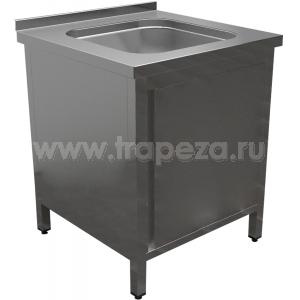 Ванна моечная ENIGMA RUS Е-ВМ1-077/55РП/PR/430