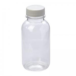 Бутылка 0,3л широкое горло с крышкой ПЭТ прозрачный