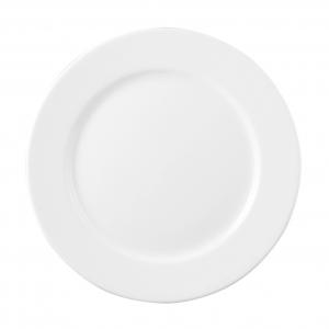 Тарелка мелкая D 22,9см DURALINE, фарфор