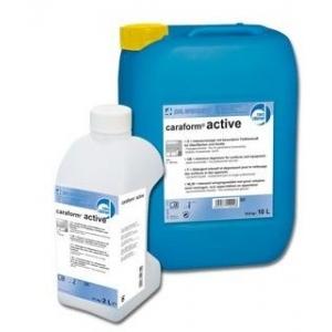 Средство моюще для удаления стойких жировых загрязнений на предприятиях пищевой прмышленности Сaraform Аktive 2 л.